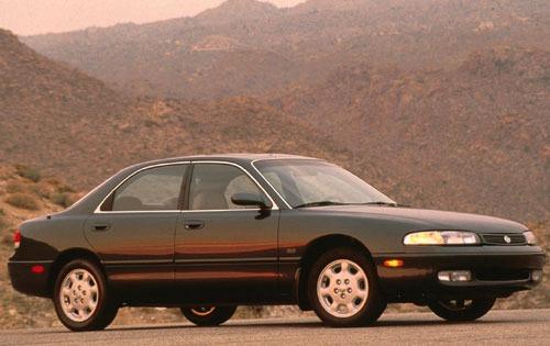 1993 mazda 626 sedan es v6 fq oem 1 500