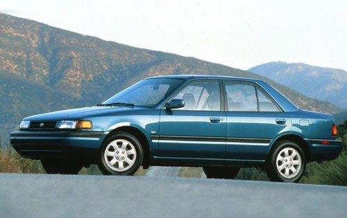 1993 mazda protege sedan lx fq oem 1 500