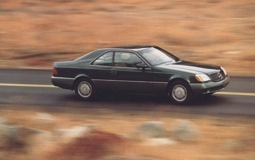 1993 mercedes benz 500 class coupe 500sec fq oem 1 500