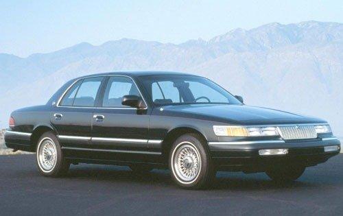 1993 mercury grand marquis sedan ls fq oem 1 500