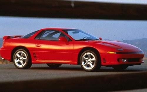 1993 mitsubishi 3000gt 2dr hatchback vr 4 fq oem 1 500