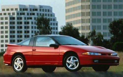 1993 mitsubishi eclipse 2dr hatchback gsx fq oem 1 500