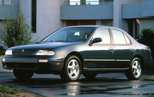 1993 nissan altima sedan gle fq oem 1 500