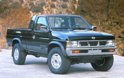 1993 nissan truck extended cab pickup se v6 fq oem 1 500