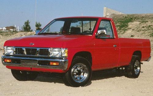 1993 nissan truck regular cab pickup base fq oem 1 500