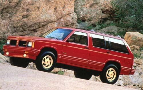 1993 oldsmobile bravada 4dr suv base fq oem 1 500