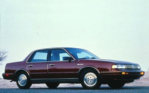 1993 oldsmobile cutlass ciera sedan sl fq oem 1 500