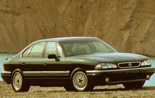 1993 pontiac bonneville sedan se fq oem 1 500