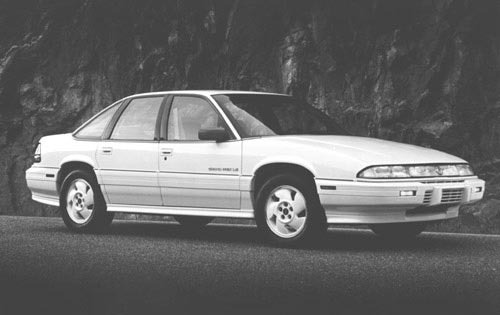 1993 pontiac grand prix sedan le fq oem 1 500