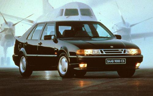 1993 saab 9000 4dr hatchback cs fq oem 1 500