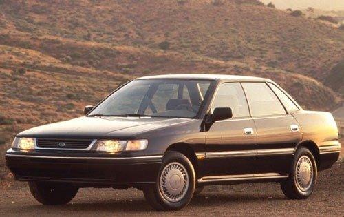 1993 subaru legacy sedan ls fq oem 1 500