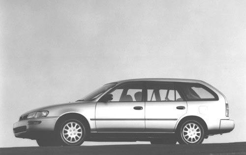 1993 toyota corolla wagon dx s oem 1 500