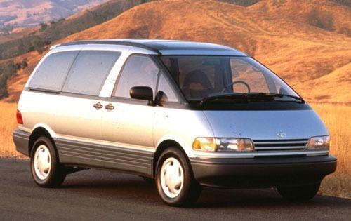 1993 toyota previa passenger minivan le fq oem 1 500