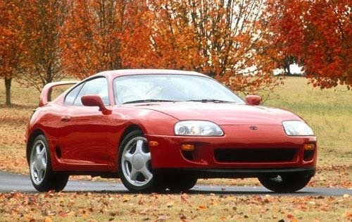 1993 toyota supra coupe base fq oem 1 500