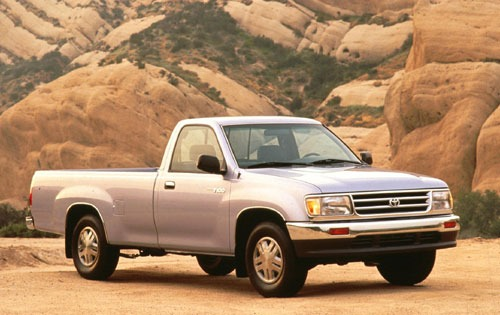 1993 toyota t100 regular cab pickup sr5 fq oem 2 500