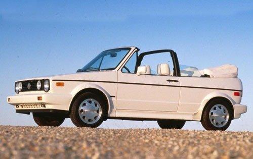 1993 volkswagen cabriolet convertible base fq oem 1 500