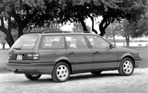 1993 volkswagen passat wagon glx v6 rq oem 1 500