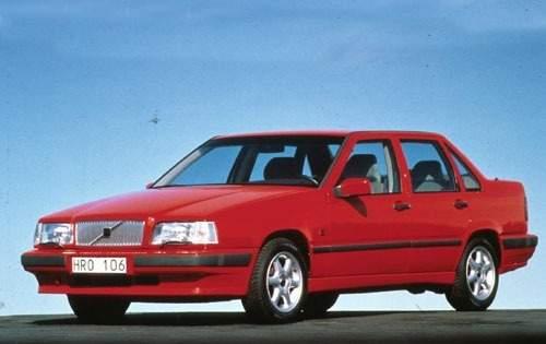 1993 volvo 850 sedan glt fq oem 1 500