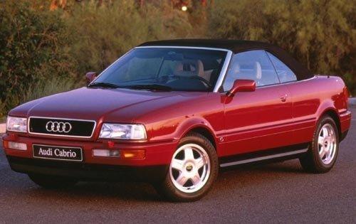 1994 audi cabriolet convertible base fq oem 1 500