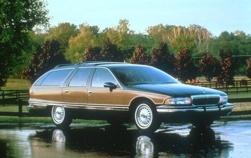 1994 buick roadmaster wagon estate fq oem 1 500