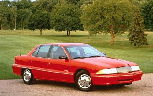 1994 buick skylark sedan custom fq oem 1 500