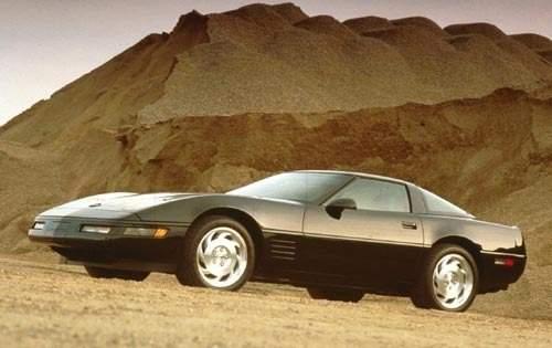 1994 chevrolet corvette coupe base fq oem 1 500