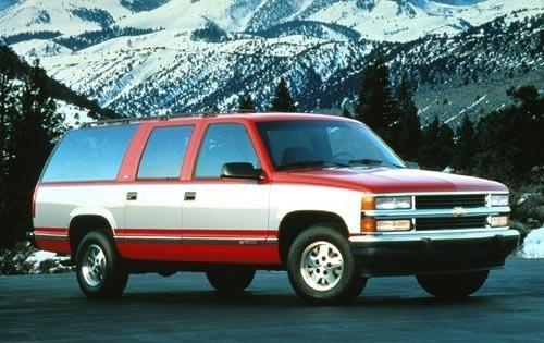 1994 chevrolet suburban 4dr suv 1500 fq oem 1 500