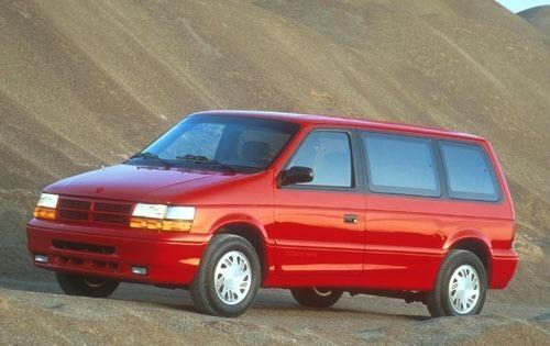 1994 dodge caravan passenger minivan es fq oem 1 500
