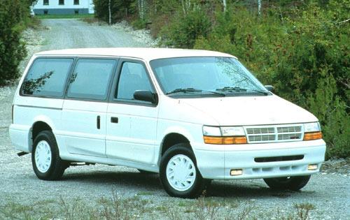 1994 dodge grand caravan passenger minivan es fq oem 1 500