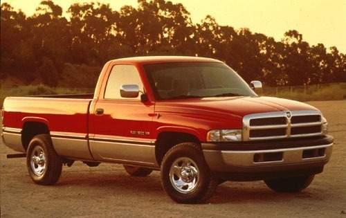 1994 dodge ram pickup 1500 regular cab pickup st fq oem 1 500