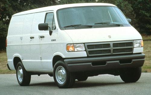 1994 dodge ram van cargo van b150 fq oem 1 500