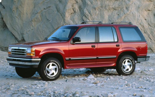 1994 ford explorer 4dr suv xlt fq oem 1 500