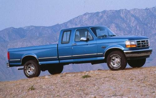 1994 ford f 150 extended cab pickup xlt fq oem 1 500