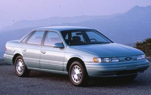 1994 ford taurus sedan lx fq oem 1 500
