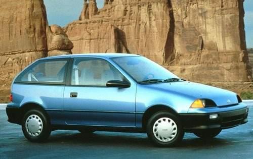 1994 geo metro 2dr hatchback xfi fq oem 1 500