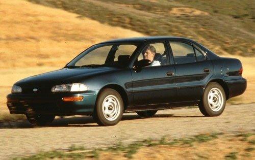 1994 geo prizm sedan lsi fq oem 1 500