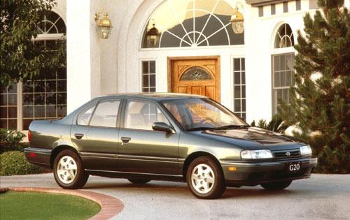 1994 infiniti g20 sedan base fq oem 1 500