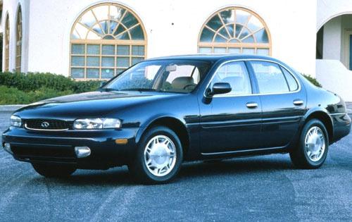 1994 infiniti j30 sedan base fq oem 1 500