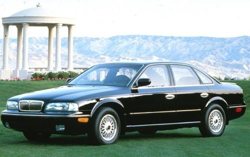 1994 infiniti q45 sedan base fq oem 1 500