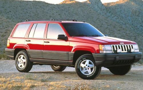 1994 jeep grand cherokee 4dr suv laredo fq oem 1 500