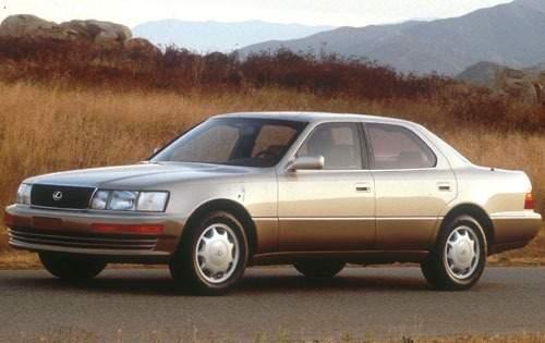 1994 lexus ls 400 sedan base fq oem 1 500