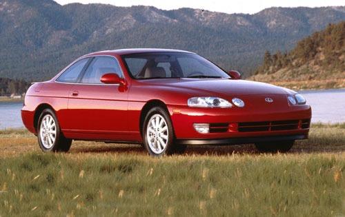 1994 lexus sc 400 coupe base fq oem 1 500