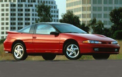1994 mitsubishi eclipse 2dr hatchback gsx fq oem 1 500