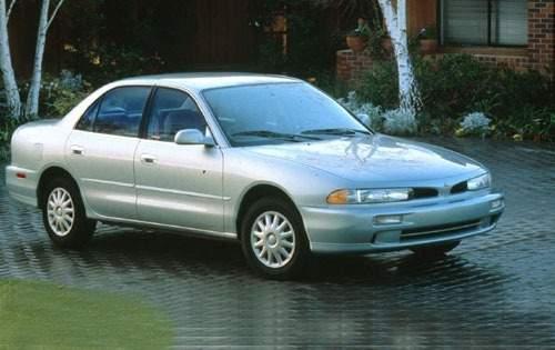 1994 mitsubishi galant sedan es fq oem 1 500