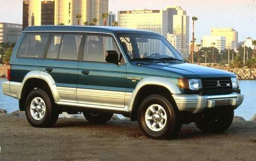 1994 mitsubishi montero 4dr suv sr fq oem 1 500