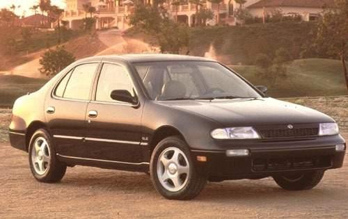 1994 nissan altima sedan gle fq oem 1 500