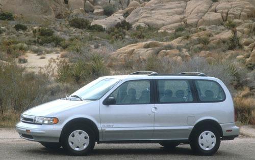 1994 nissan quest passenger minivan xe fq oem 1 500