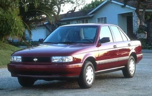 1994 nissan sentra sedan xe fq oem 1 500