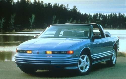 1994 oldsmobile cutlass supreme convertible base fq oem 1 500