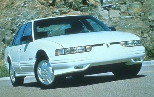 1994 oldsmobile cutlass supreme sedan special edition fq oem 1 500